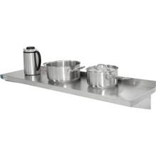Vogue Y750 Stainless steel kitchen shelf 900mm